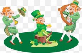 Free Pictures Of Leprechauns - Leprechaun Free Content Saint Patricks Day Clip Art PNG
