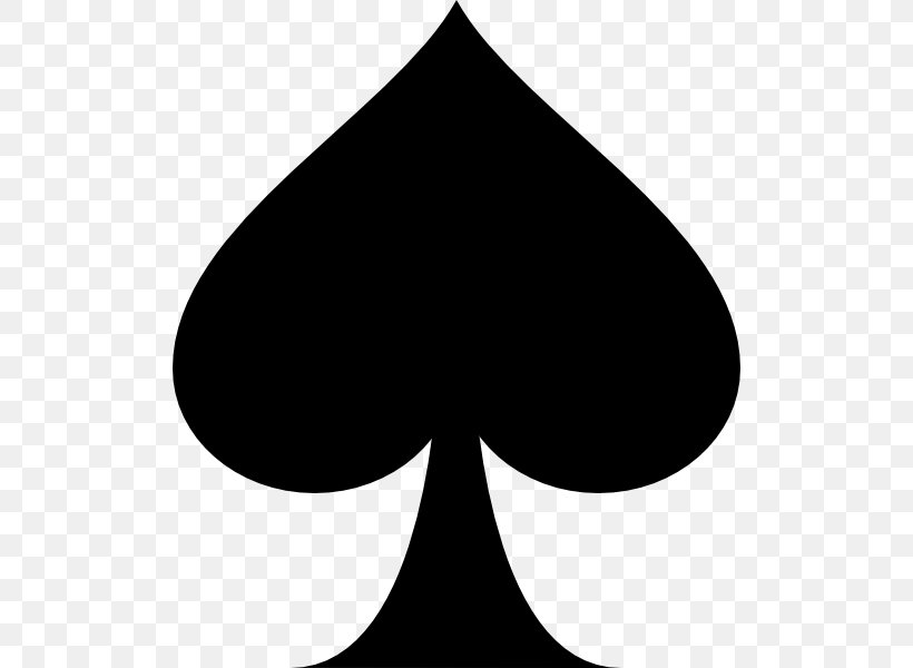 spade card png  Ace Of Spades Playing Card Clip Art, PNG, 7x7px, Spade ...