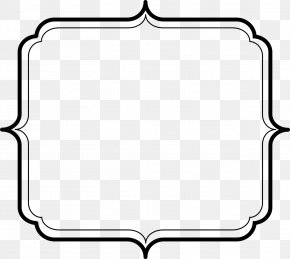 Simple Border - Borders And Frames Picture Frames Clip Art PNG