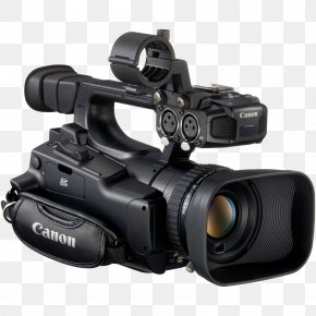 Video Camera Image - Canon Professional Video Camera Camcorder PNG