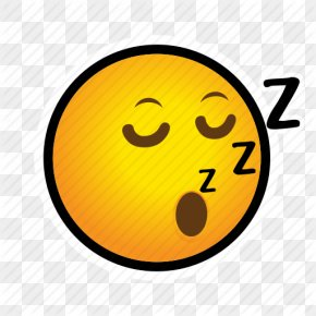 Sleeping Emoticon - Smiley Emoticon Icon PNG