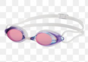 Swimming Goggles - Goggles Light Plavecké Brýle Anti-fog Glasses PNG