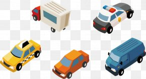Vehicle - Model Car Motor Vehicle Truck PNG