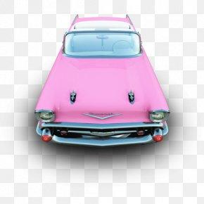 Camaro - Pink Classic Car Automotive Exterior Compact Car PNG