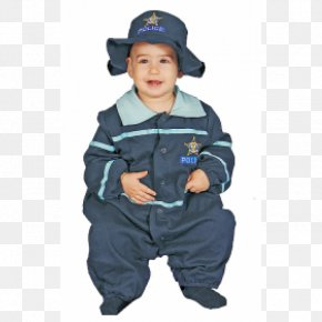 Picture Of Police Officer - Infant Police Officer Costume Toddler PNG