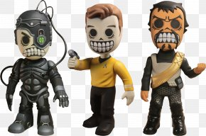 Action Figures - James T. Kirk Action & Toy Figures National Entertainment Collectibles Association Star Trek Funko PNG