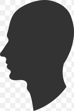 Head Cliparts - Face Silhouette Clip Art PNG