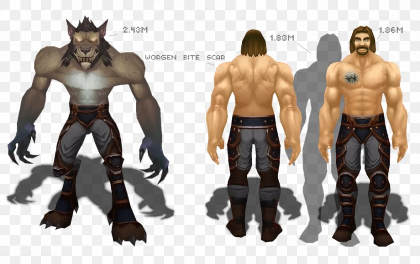 Reference Worgen Gilneas Character Art, PNG, 900x567px, Reference, Action Figure, Aggression, Art, Character Download Free