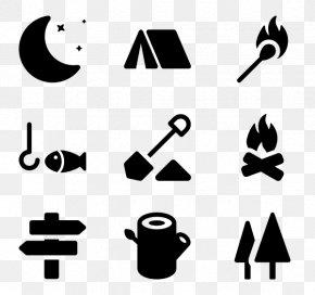Hiking - Symbol Clip Art PNG