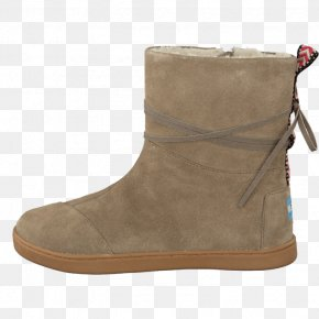 Boot - Snow Boot Suede Shoe Walking PNG
