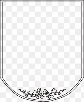 Electronic Black Frame - White Black Angle Pattern PNG