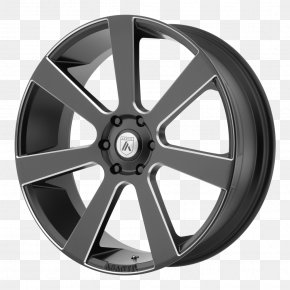 Wheel Rim - Car Custom Wheel Rim Asanti PNG
