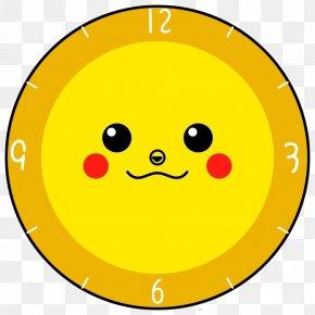 Cartoon Alarm Clock - Pokxe9mon GO Pikachu PNG