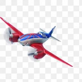 Cartoon Airplane - Bulldog Airplane Dusty Crophopper Skipper Ripslinger PNG
