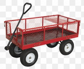 Wagon Cart Wheelbarrow Tire PNG