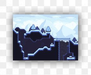 Minecraft - Pixel Art Tile-based Video Game Video Games Minecraft Snow PNG