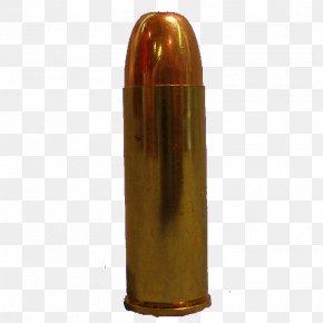 45 Caliber Bullets - Bullet PNG