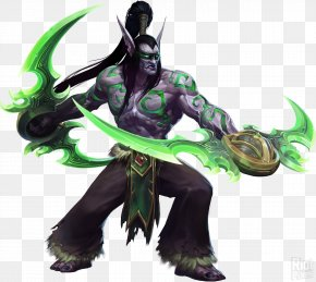 Hero - Heroes Of The Storm World Of Warcraft: Legion Concept Art Video Game PNG