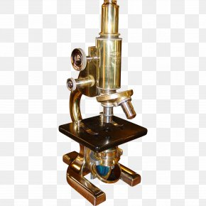 Microscope - Microscope Scientific Instrument Optical Instrument Collectable Optics PNG