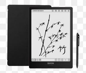 Android - Boox E-Readers Amazon.com E Ink E-book PNG
