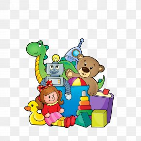 Cartoon Creative Toys - Toy Royalty-free Stock Photography Clip Art PNG