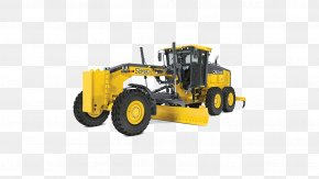 Tractor - John Deere Caterpillar Inc. Grader Heavy Machinery Architectural Engineering PNG