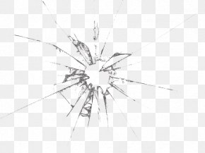 In Kind,glass,Broken Effect - Plate Glass Drawing Computer File PNG