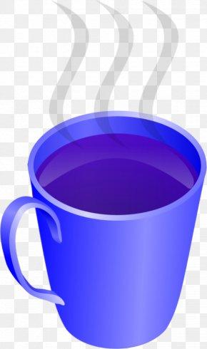Tea Cup Clipart - White Tea Coffee Cup Clip Art PNG