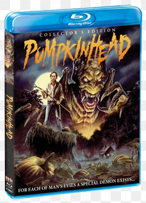 Horror Movie - Blu-ray Disc Pumpkinhead Shout! Factory DVD Film PNG