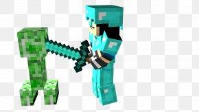 Minecraft - Minecraft Creeper Art Video Game PNG
