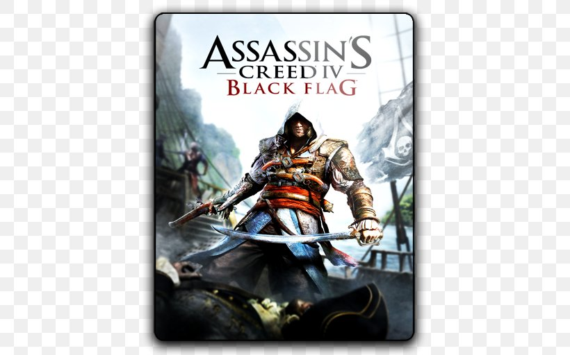 Assassin's Creed III Assassin's Creed IV: Black Flag, PNG, 512x512px, Xbox 360, Assassins, Pc Game, Playstation 4, Ubisoft Download Free