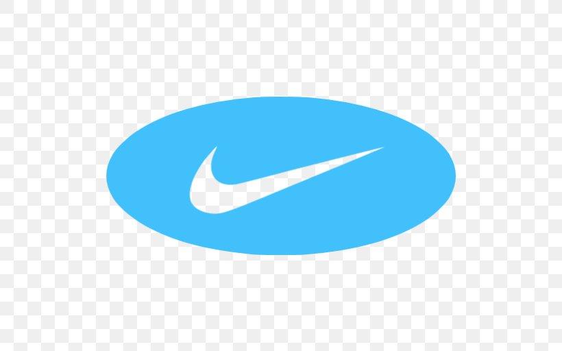 Miseria Frenesí cayó  Logo Nike Swoosh, PNG, 512x512px, Logo, Aqua, Azure, Blue, Electric Blue  Download Free