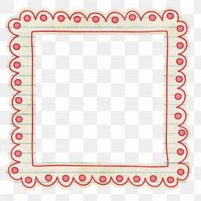 Red Frame - Picture Frame Film Frame Digital Photo Frame PNG