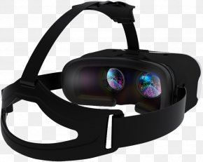Virtual Reality Headset For IPhone - Virtual Reality Headset Goggles Google Cardboard Augmented Reality PNG