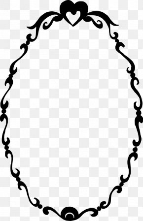 Fancy Borders Page - Clip Art Vector Graphics Image Transparency PNG