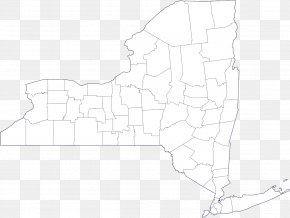 Geography - Manhattan Buffalo Montgomery County, New York New York County Map PNG