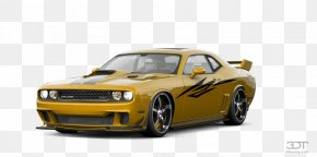 Sports Car - Muscle Car Sports Car Plymouth Barracuda Ford Mustang PNG