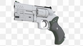 Handgun - Firearm Revolver Trigger Weapon Smith & Wesson Model 686 PNG