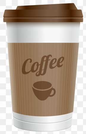 Plastic Coffee Cup Clipart Image - Coffee Cup Clip Art PNG