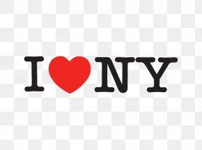 I Love New York - I Love New York Logo New York Signs Brand Tourism PNG