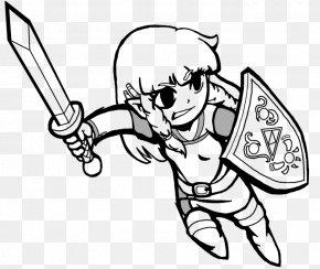 Nintendo - The Legend Of Zelda: Phantom Hourglass The Legend Of Zelda: Skyward Sword The World Ends With You Line Art Nintendo DS PNG