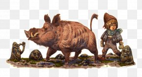 Sport Wild Boar - Game Hunting Animal PNG