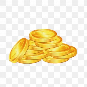 Gold - Gold Coin Saint Patricks Day Stock Photography PNG