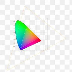 Cie Color Space - CIE 1931 Color Space SRGB Gamut PNG
