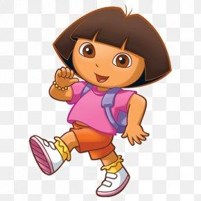 Dora - Dora Cartoon Children's Television Series Television Show Clip Art PNG