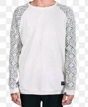 T-shirt - Long-sleeved T-shirt Shoulder Long-sleeved T-shirt Sweater PNG