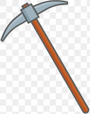 Pickaxe Product Design Angle PNG