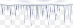 Icicles Transparent Clip Art Image - White Clothes Hanger Icicle Angle PNG