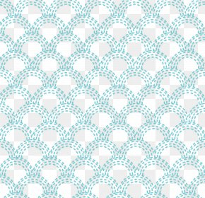 Scale Pattern - Textile Blue Area Pattern PNG