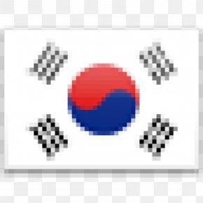 South Korea Flag - Flag Of South Korea North Korea Flagpole PNG